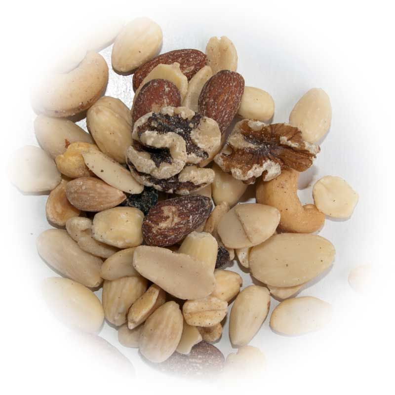 Shelled Mixed Nuts