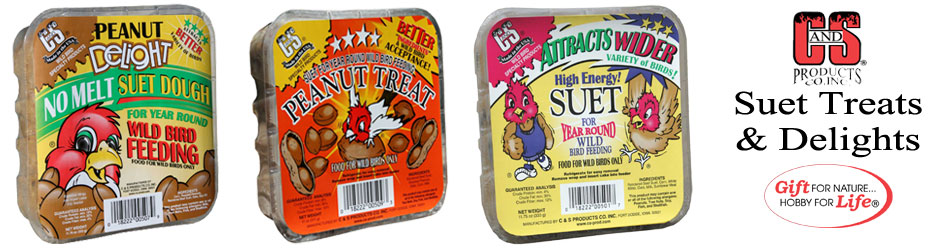 Suet-treats